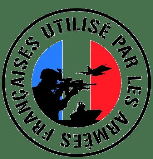 Label Utilisé par les Armées Françaises