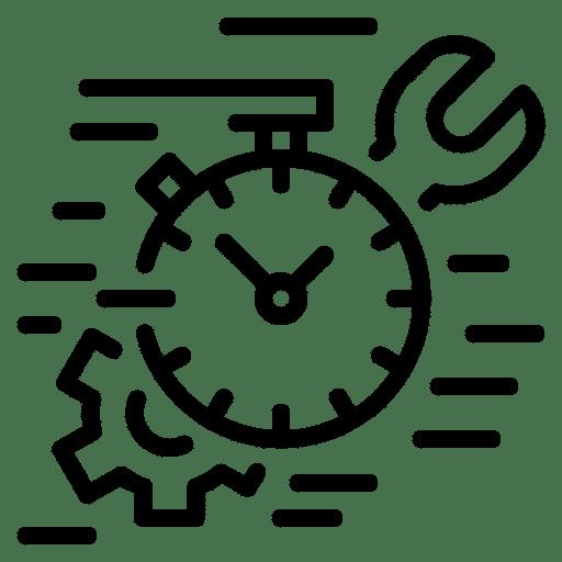 Cyberwatch effectue des scans de vulnérabilités en continu, et met à jour sa base de connaissance toutes les heures.