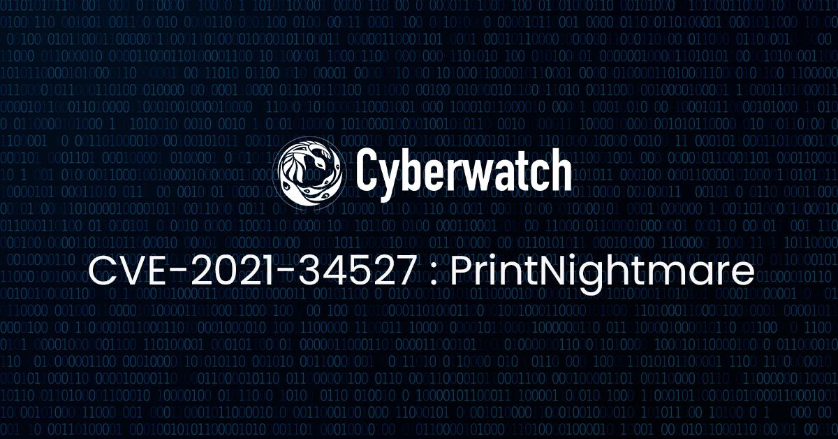 Comment identifier et neutraliser la vulnérabilité PrintNightmare ?